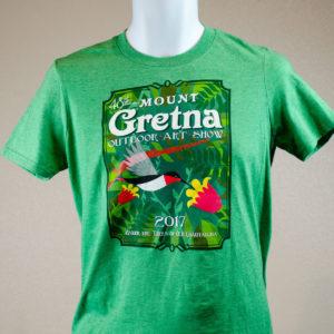 Mount Gretna 2017 Show Tee